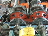 Reduction gear maintenance